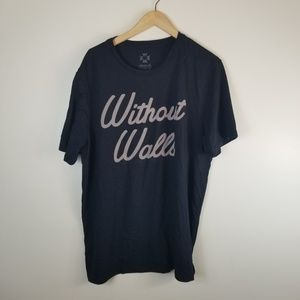 Urban Outfitters Tshirt Mens xxl  Without Walls